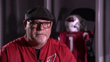 Bruce Arians on 'lost art' of tackling