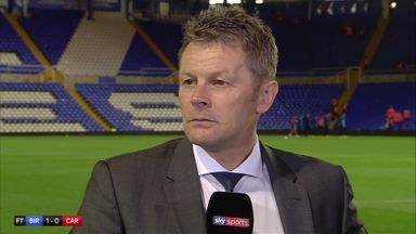 Cotterill: Hard work paid off