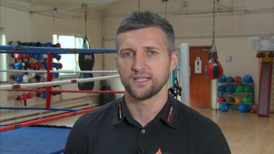 Froch: Late change won't affect AJ