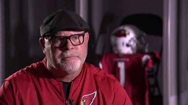 Arians on Arizona's Super Bowl window