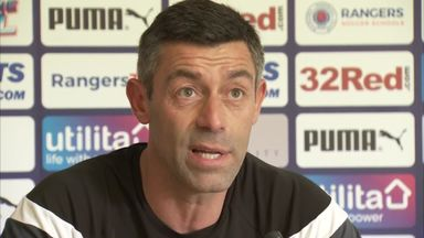 Caixinha calls time on Miller talk