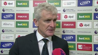 Hughes: Conditions favoured Bournemouth