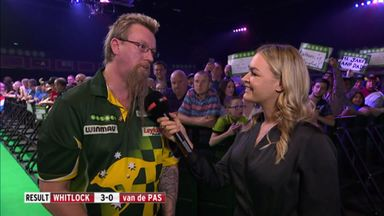 Whitlock eases into semi-final