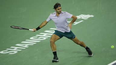 Gasquet v Federer: Highlights