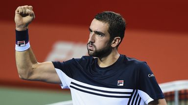 Cilic through to quarters