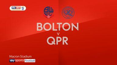 Bolton 1-1 QPR
