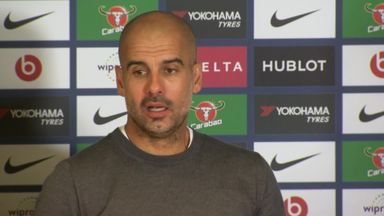 Pep: There's a long way to go