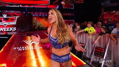 Emma to face Asuka at TLC