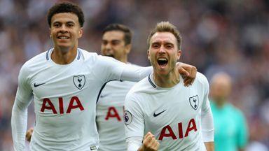 Tottenham 1-0 Bournemouth