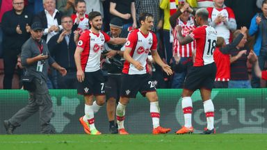 Southampton 2-2 Newcastle
