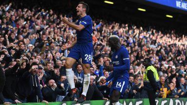 Chelsea 4-2 Watford