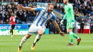Huddersfield 2-1 Man Utd