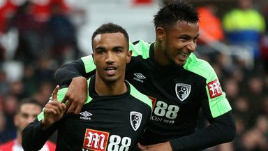 Stoke 1-2 Bournemouth