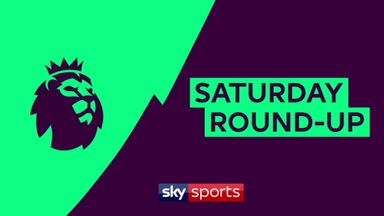 Premier League Saturday Round-up
