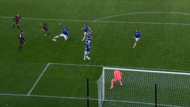 Sanchez scores stunner