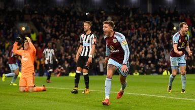 Burnley 1-0 Newcastle