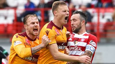 Scottish goals round-up