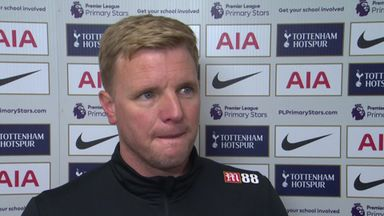 Howe: We limited Spurs