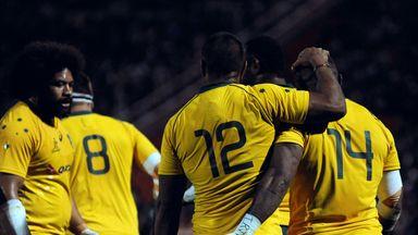 Argentina 20-37 Australia