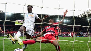 Thompson praises Swansea victory