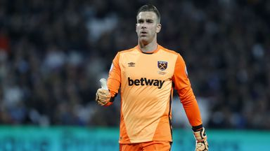 Adrian happy to keep No 1 spot