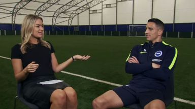 WATCH: Anthony Knockaert reacts to his FIFA 18 stats