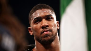 Joshua: I'll make Fury fight happen