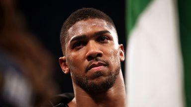 Joshua: I'll make Fury fight happen