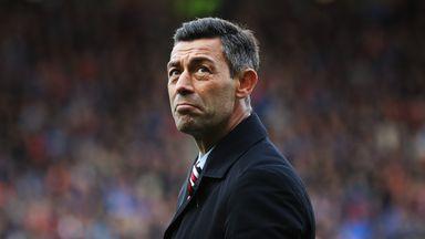Rangers sack Caixinha