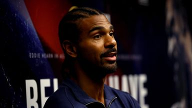 Haye: Achilles better than ever