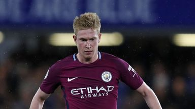 De Bruyne: City have winning mentality