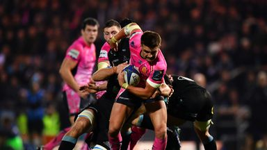 Montpellier v Exeter: Exeter aim for second Champions Cup tie win