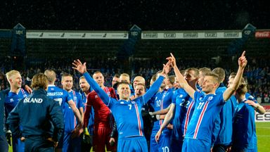 'Iceland qualification unbelievable'