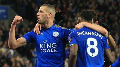Slimani to Newcastle 'close'