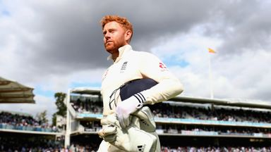 Bairstow thankful to Root