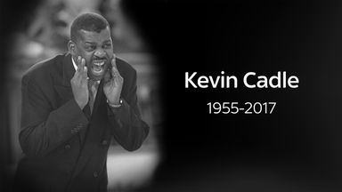 Reynolds' tribute to Kevin Cadle