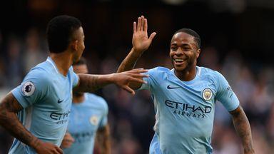 Manchester City 7-2 Stoke City