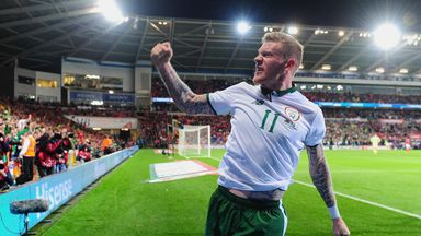 McClean hammers home winner