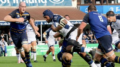 Leinster 24-17 Montpellier