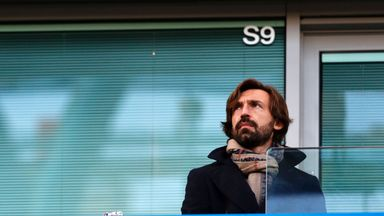 'Pirlo would be ideal at Chelsea'
