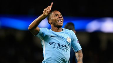 Guardiola surprised by Sterling goal tally