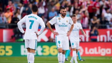 'Real Madrid being consistently outworked'