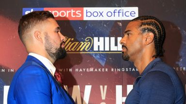 Haye pulls out of Bellew fight