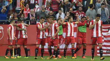 Girona 2-1 Real Madrid