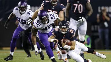 Vikings 20-17 Bears