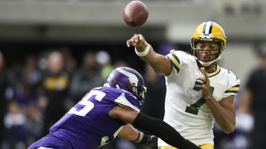 Packers 10-23 Vikings