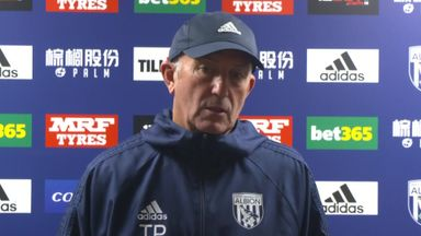 Pulis: West Brom must relish Man City test