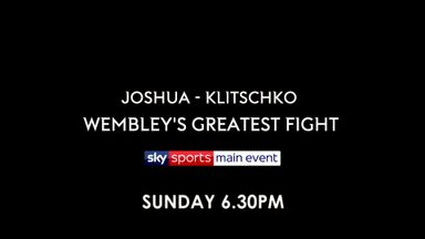 Wembley's Greatest Fight - Tease