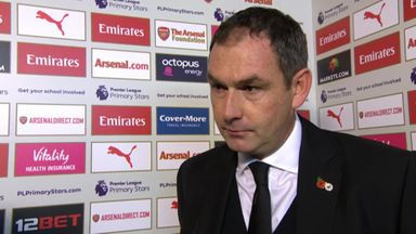Clement: Arsenal have so much quality