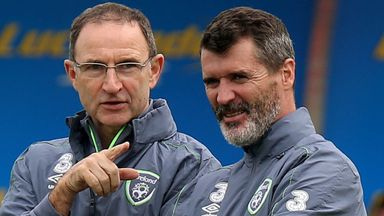 O'Neill: Delighted to be away first